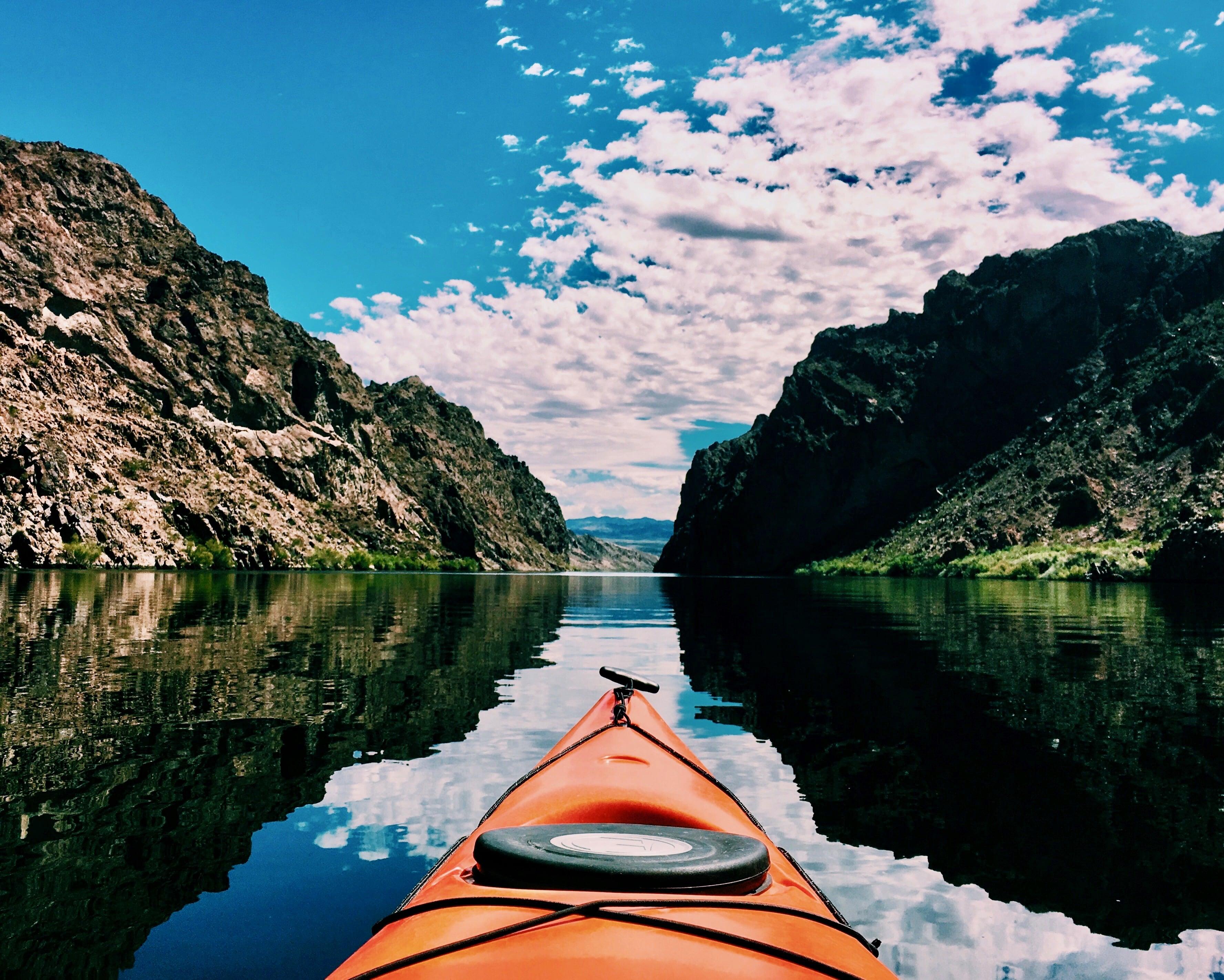 Kayak Tours In Las Vegas