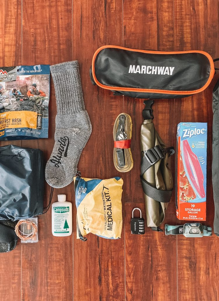 Havasupai Packing Guide